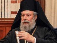 Başpiskpos ıı. Hrisostomos aya sofya'nın ibadete açılmasını yorumladı