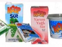 KOOP-SÜT, sütte indirime; süt ürünlerinde zam yoluna gitti: İşte yeni fiyatlar