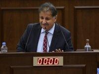 Meclis Genel kurulunda YYK yasası görüşülüyor