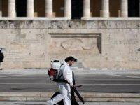 Yunanistan: Toplam vaka sayısı 3 bin 826