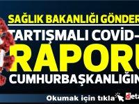 Sağlık Bakanlığı Raporu hem İngilizce hem Türkçe olarak  gönderdi!