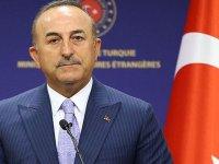 Çavuşoğlu: Türkiye,Doğu Akdeniz'de herkesle diyaloğa ve iş birliğine hazır