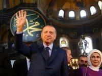 Selvi: Erdoğan, Ayasofya'daki ilk hutbeyi kimin okuyacağını söyledi