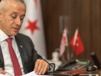 Taçoy: Cumhurbaşkanı Mustafa Akıncı sus - pus
