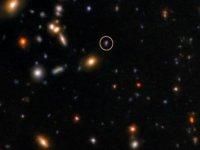 Bilim insanları evrenin daha önce görülmemiş derinliklerinden bir ışıma yakaladı