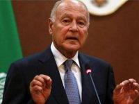 Arap Birliği Genel Sekreteri: Türkiye'nin Libya'daki eylemleri Arap ulusal güvenliğini ihlal ediyor