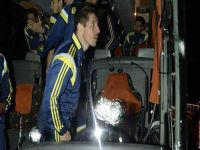 Fenerbahçe'ye silahlı saldırı!