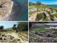 Hasankeyf'ten sonra sırada Kyme var: Antik kente liman yapacaklar