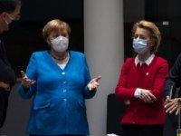 AB liderlerinden koronavirüsle mücadele anlaşması