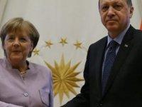 Erdoğan-Merkel görüşmesinde Libya ve Suriye ele alındı