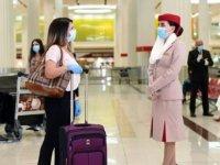 Emirates, Covid-19 teşhisi konan yolcularının tedavi masrafını karşılayacak