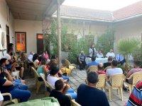 İçişleri Bakanı Baybars, Vadili Köyünü Ziyaret Etti