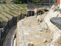 Lefkoşa Surları'nın Çöken Cephane (Quirini) Tabyası'ndaki Tamirat Ve Restorasyon Çalışması Son Aşamaya Geldi