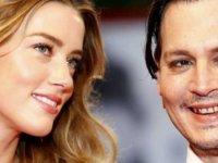 Amber Heard: Depp'e aşıktım ama o bir canavardı