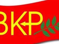 BKP Akıncı'nın adaylıktan çektirilmesi için  yapıldığını iddia ettiği baskıları kınadı