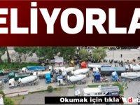 Lefkoşa'da trafik kilitlenecek