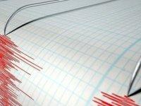 Japonya'nın Tori-Şima Adasında 5,8 Büyüklüğünde Deprem