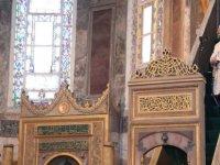 Ayasofya'da üçüncü cuma namazı