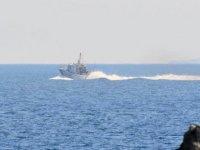 Greko Burnunda İçerisinde Göçmenlerin Bulunduğu Bir Tekne Olduğu Haber Verildi