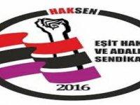HAKSEN'den Gardiyanlar Günü mesajı