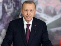 Erdoğan: Doğu Akdeniz Ve Ege'deki haklarımızı korumak için başlattığımız çalışmaları sonuna kadar devam ettireceğiz