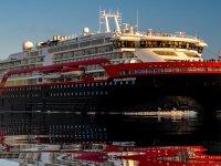 Norveç'te kruvaziyer gemide görevli 33 personelde Koronavirüs tespit edildi