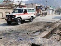 Afganistan'da hapishaneye bombalı saldırı
