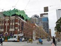 Kovid-19 Nedeniyle Melbourne'da Sıkı Yasaklar Geldi
