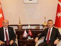 Başbakan Tatar Fuat Oktay'ın daveti üzerine Ankara'ya gidiyor