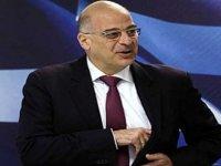 """Yunan Dışişleri Bakanı Dendias: """"Türkiye ile diyaloğa açığız"""""""