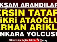 Fuat Oktay aradı Tatar, Ataoğlu ve Arıklı birlikte Ankara'ya gidiyor
