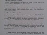 Kuzey Kıbrıs'ta Sağlık Odaklı Jeokimyasal Ajanların Araştırılması Projesi İş Birliği Protokolü İmzalandı