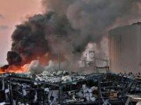 Beyrut Valisi: Patlamanın zararı 3 ila 5 milyar dolar, yaklaşık 300 bin kişi yerlerinden oldu
