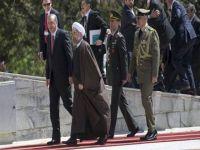 Erdoğan ile Ruhani el ele yürüdü!