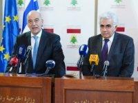 Güney Kıbrıs'tan Lübnan'a Yardım