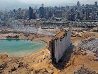 Beyrut'ta can kaybı 137'ye yükseldi