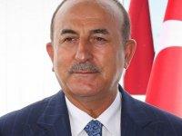 """Çavuşoğlu: """"Anlaşma, hem Türkiye Cumhuriyeti'nin hem de Libya'nın kıta sahanlığını ve haklarını ihlal ediyor"""""""