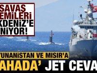 Türkiye'den yeni uyarı notu: 10-11 Ağustos'ta Akdeniz'de atış eğitimleri icra edilecek