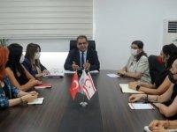 """Çalışma Bakanlığı İle Üniversiteler """"Kadına Yönelik Şiddetle Mücadelede İşbirliği Protokolü"""" Kapsamında Bir Araya Geldi"""