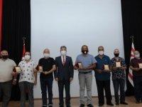 1960 Doğumlu Sivil Savunma Halk Örgütü Mükellefi Hizmet Belgesi Takdim Törenleri Sona Erdi