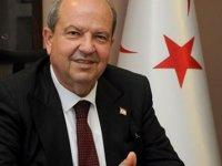"""Tatar: """"Kıbrıs Adasının Barış ve Refah Merkezine  Dönüşmesini Arzuluyoruz;  Ancak Rum-Yunan İkilisi Uzlaşmazlığı ve Gerginliği Tercih Ediyor"""