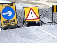İskele Boğaz - Ergazi kavşağı arası trafiğe kapatıldı