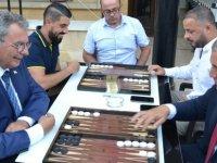 Fenrbahçeliler Derneği'nden Beşiktaşlarılar Derneği'nin düzenlediği turnuvaya katılım