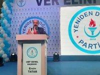 Tatar'a YDP kurultayında büyük ilgi