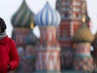 Rusya'da Kovid-19 Vaka Sayısı 887 Bini Geçti