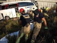 İddia: İstanbul'daki otobüs kazası öncesi yolcular şoförü iki kere uyarmış