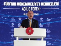 Erdoğan'dan Covid-19 aşısı açıklaması: 2 aşı adayımız hayvan deneylerini başarıyla tamamladı, biri klinik aşamada