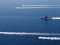 "Yunan basını: ""Donanma savaş pozisyonu aldı"""