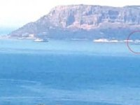 Türk hücumbotu Kaş'a, Yunan hücumbotu Meis Adası'na yanaştı
