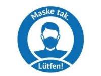 Polis: Sokağa çıkarken maske takmak yasal zorunluluktur